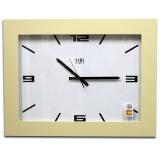 Настенные часы цвета Слоновая кость
