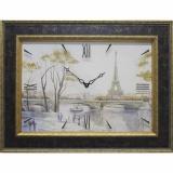Часы-картины под стеклом