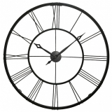 -Настенные часы из металла Династия
