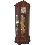 Напольные часы-витрина