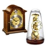 HERMLE (Германия) механические и кварцевые настольные часы
