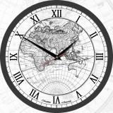 Часы из стекла Династия