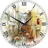 Часы из дерева Династия