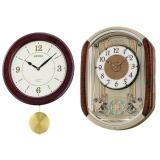 Музыкальные настенные часы Seiko