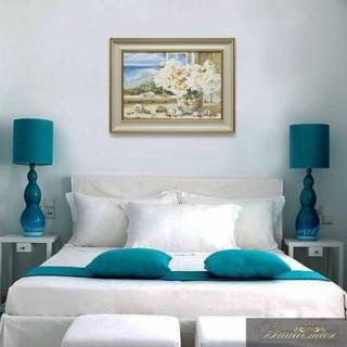 картина Династия 05-009-03 Летний домик у моря