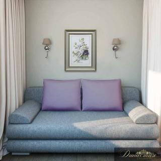 картина Династия 05-024-03 Цветы в плетенной корзине