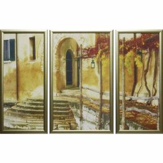Модульная картина Династия 06-006-01 Осень в Венеции