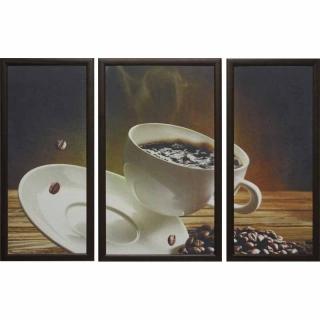 Модульная картина Династия 06-009-01 Кофе