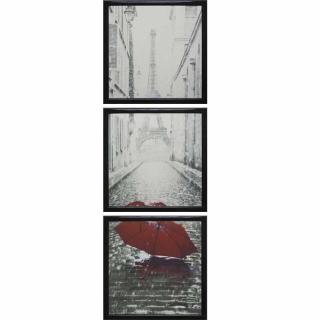 Модульная картина Династия 06-021-02 Париж
