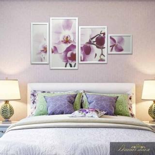 картина Династия 06-084-06 Нежная орхидея