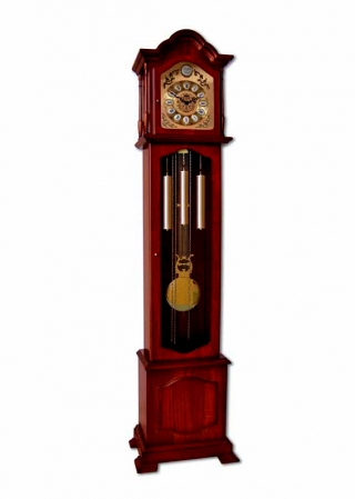 Механические напольные часы SARS 2026-451 Dark Cherry
