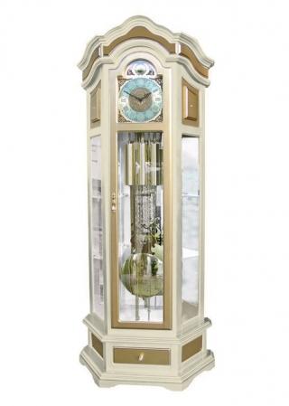 Механические напольные часы SARS 2092-1161 Ivory Gold