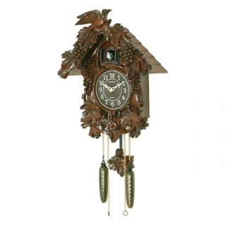 Часы с кукушкой Sinix 635