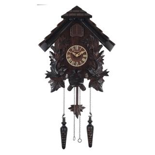 """Настенные часы с кукушкой Columbus """"Гнездо"""" CQ-019"""
