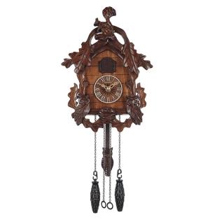 """Настенные часы с кукушкой Columbus """"Белка"""" CQ-077C"""