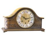 Механические настольные часы SARS 0077-340 Gold Oak