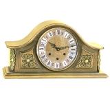 Механические настольные часы SARS 0078-340 Gold Oak