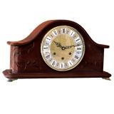 Механические настольные часы SARS 0077-340 Mahagon