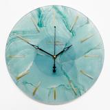 Настенные часы из стекла Династия 01-087