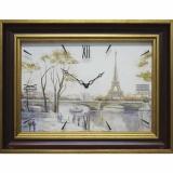 Часы-картины Династия 04-001-14 Париж