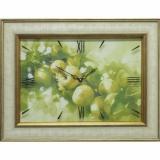 Часы-картины Династия 04-015-06 Яблоки