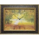 Часы-картины Династия 04-019-13 Осень