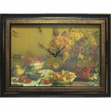 Часы-картины Династия 04-048-12 Осенний натюрморт