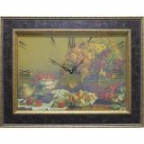 Часы-картины Династия 04-048-13 Осенний натюрморт