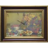 Часы-картины Династия 04-048-14 Осенний натюрморт