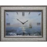 Часы-картины Династия 04-006-15 Корабль