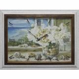 Часы-картины Династия 04-007-11 Морской натюрморт