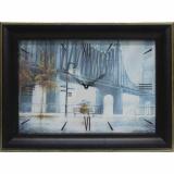 Часы-картины Династия 04-009-02 Дождь