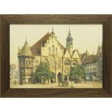 Дизайнерская картина Династия 05-015-05 Старинная площадь
