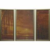 Модульная картина Династия 06-019-01 Осенний день