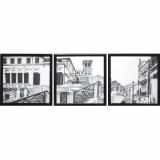 Модульная картина Династия 06-027-02 Город