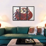 картина Династия 06-039-03 Красная чашка