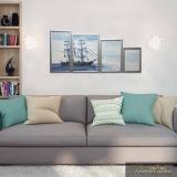 картина Династия 06-050-04 Белые паруса