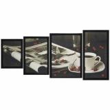 Модульная картина Династия 06-057-04 Чашка чая