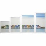 Модульная картина Династия 06-059-04 Разноцветные дома