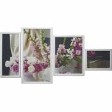 Модульная картина Династия 06-097-06 Букеты цветов