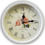 Настенные часы Sinix 1057W