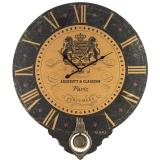 Большие настенные часы с маятником Aviere 25521