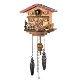 Настенные часы с кукушкой Trenkle 458 Q