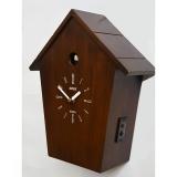 Настенные часы с кукушкой Sinix 504 B