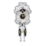 Часы с кукушкой Sinix 601W