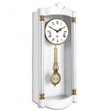 Механические настенные часы SARS 8528-341 White