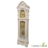 Механические напольные часы Columbus CR-9228-PG «White Lion»