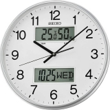 Настенные часы Seiko QXL013SN