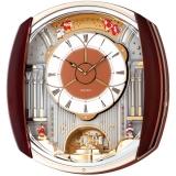 Настенные часы Seiko QXM250BT