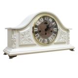 Механические настольные часы SARS 0078-340 White